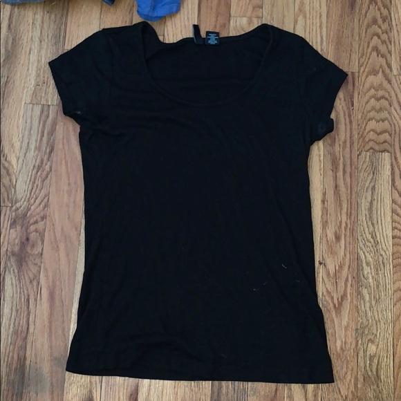 Black girls tee shirt